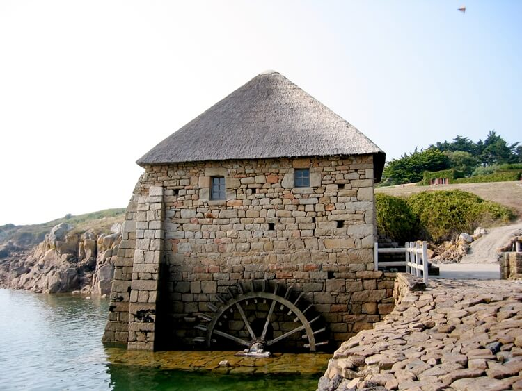 Tide Mill from the Middle Ages