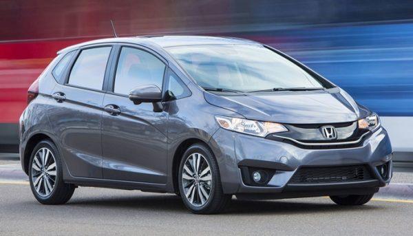 Honda Fit - Fuel Efficient Cars