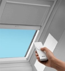 Energy efficiency for homes 101 for Skylight with remote control