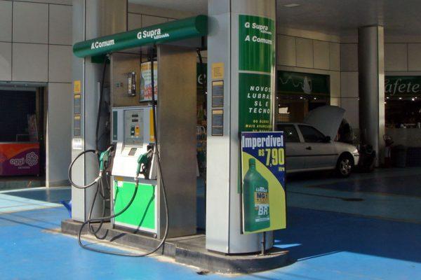 sao paulo ethanol pumping station