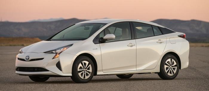 2017 Toyota Prius Eco