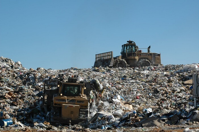 Glutted Landfills