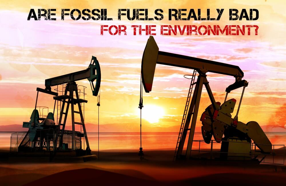 environmental issues caused by fossil fuels