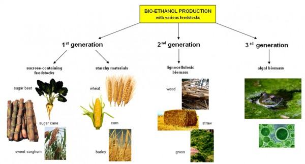 second generation biofuels