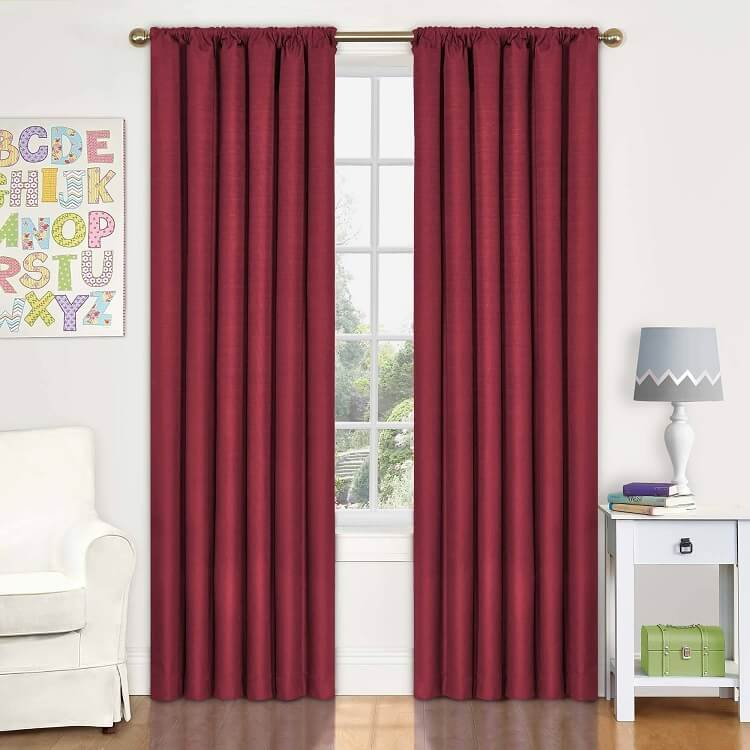 Eclipse Kids Kendall Blackout Thermal Curtain Panel