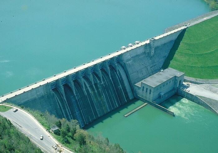 USACE Center Hill Dam