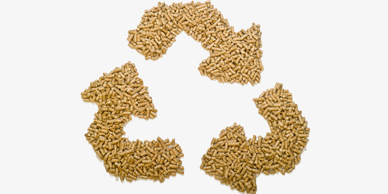 biomass recycling